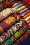 écharpes image stock