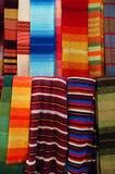 Écharpes marocaines Photo stock
