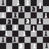 Échecs pattern4 illustration libre de droits