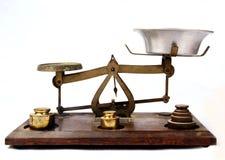 Échelle antique Image libre de droits