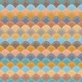 Échelle colorée Photographie stock libre de droits