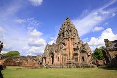 Échelon de Prasat Phanom Images libres de droits