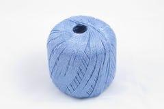 Écheveau bleu Image stock