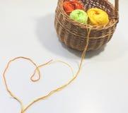 Écheveau de fil de laine Image stock