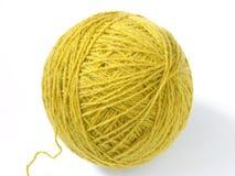 Écheveau de laines Images libres de droits