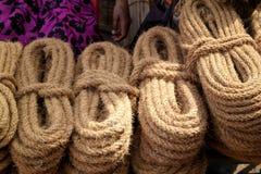 Écheveaux des cordes image libre de droits