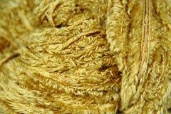 Écheveaux des laines Image stock