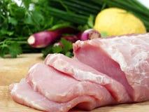 Échine de porc Photographie stock libre de droits