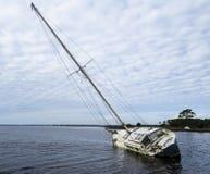 Échouez - la baie est photographie stock libre de droits