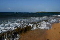 Échouez le «pocita de La» dans les piñones, Porto Rico image libre de droits