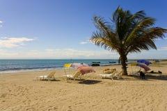 Échouez sur l'île Margarita Image stock