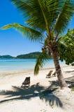 échouez tropical Photographie stock libre de droits