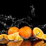Éclaboussement de l'eau photos libres de droits