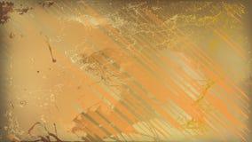 Éclaboussure d'or de gradation Photo libre de droits