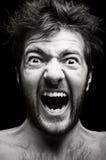 Éclaboussure dans les émotions Photographie stock libre de droits