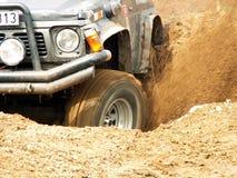 Éclaboussure de boue Photos libres de droits