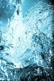 Éclaboussure de l'eau Images libres de droits