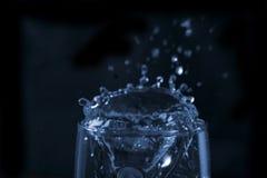 Éclaboussure de l'eau Photos libres de droits