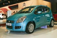 Éclaboussure de Suzuki images libres de droits