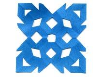 Éclaille de papier de neige Photo libre de droits
