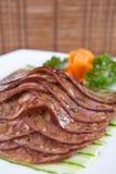 Éclaille de viande photos libres de droits