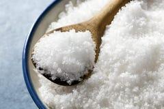 Éclailles de sel de mer Photographie stock libre de droits