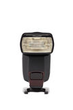 Éclair de Speedlight Image stock