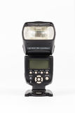 Éclair de Speedlight Images libres de droits