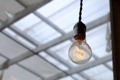 Éclairage à la maison de décoration Images libres de droits