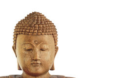 éclaircissement de Bouddha Photographie stock libre de droits