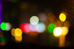 Éclat de ville Image libre de droits