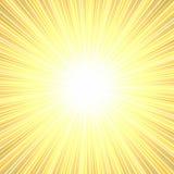 Éclat lumineux illustration libre de droits