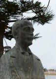 Éclatez au compositeur et au pianiste espagnols Antonio Alvarez Alonso à Carthagène Photo libre de droits
