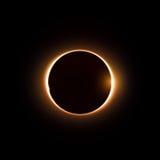 éclipse Photographie stock libre de droits