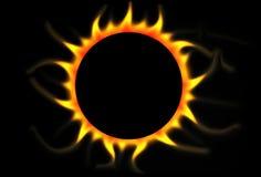 Éclipse Photo libre de droits