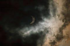 Éclipse Image stock