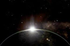 éclipse Image libre de droits