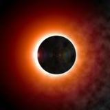 Éclipse du Sun Images stock