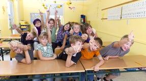 École image stock
