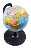 école d'isolement par globe de plan rapproché petite Photos libres de droits