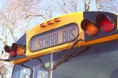école de bus Image libre de droits