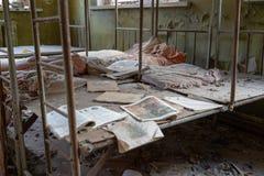 École de Chernobyl photos stock