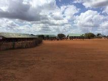 école de kibora Photo libre de droits