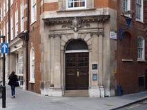 École de Londres des sciences économiques image libre de droits