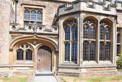 École de musique de Wells Photos libres de droits