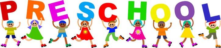 École maternelle Photo libre de droits