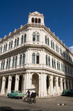 École nationale de ballet du Cuba, La Havane Images stock