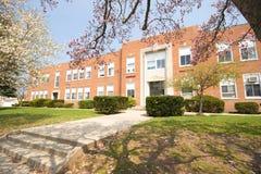 École primaire image stock