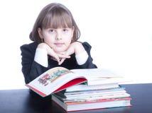 écolière Images libres de droits
