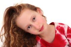Écolière Image stock